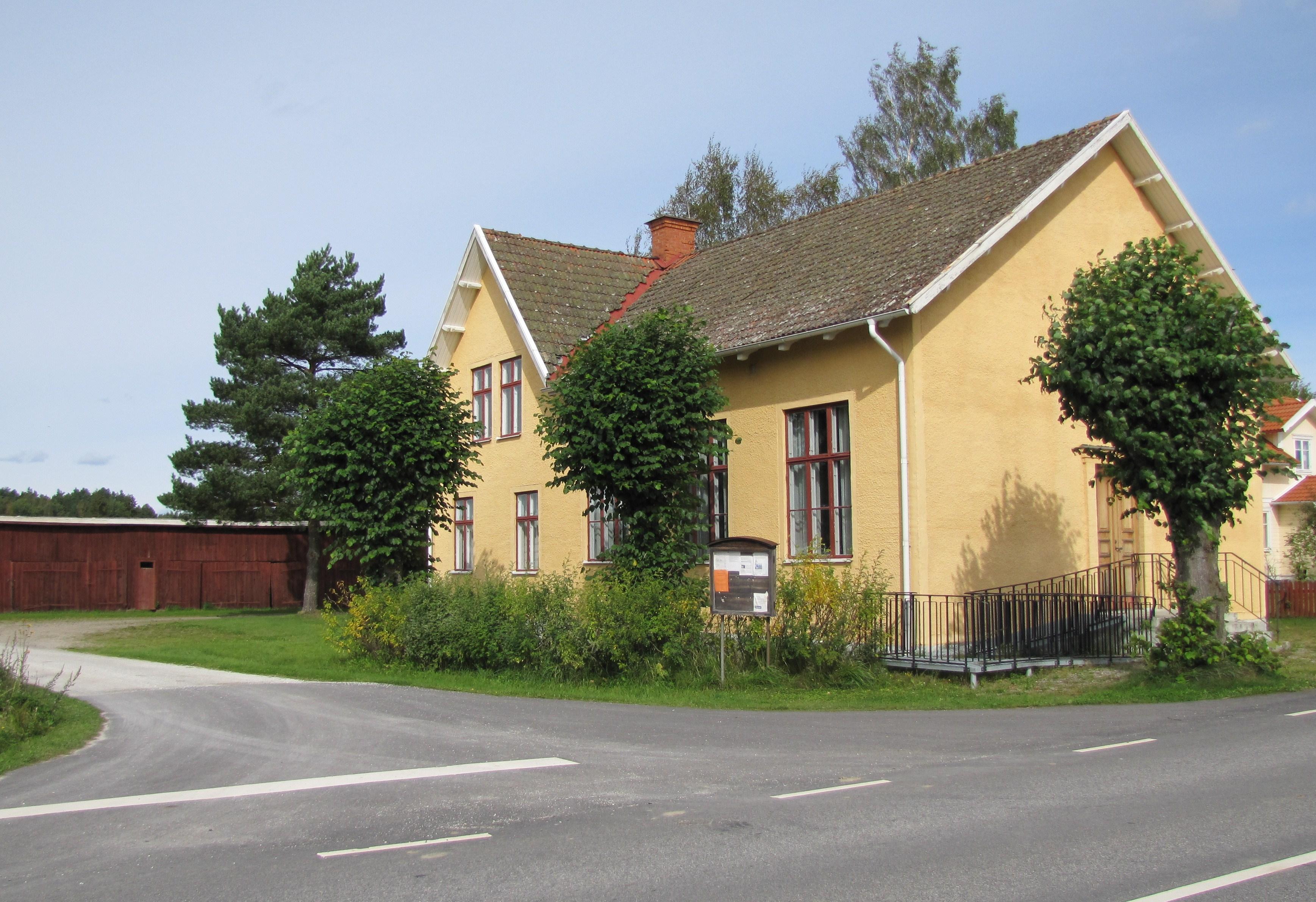 Ullergården från söder